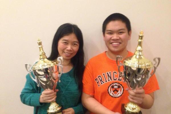 Eric Hon Utah Chess Champion